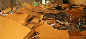 raccolta e riciclo carta e cartone