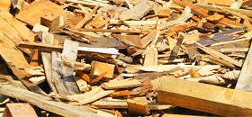 raccolta e riciclo legno